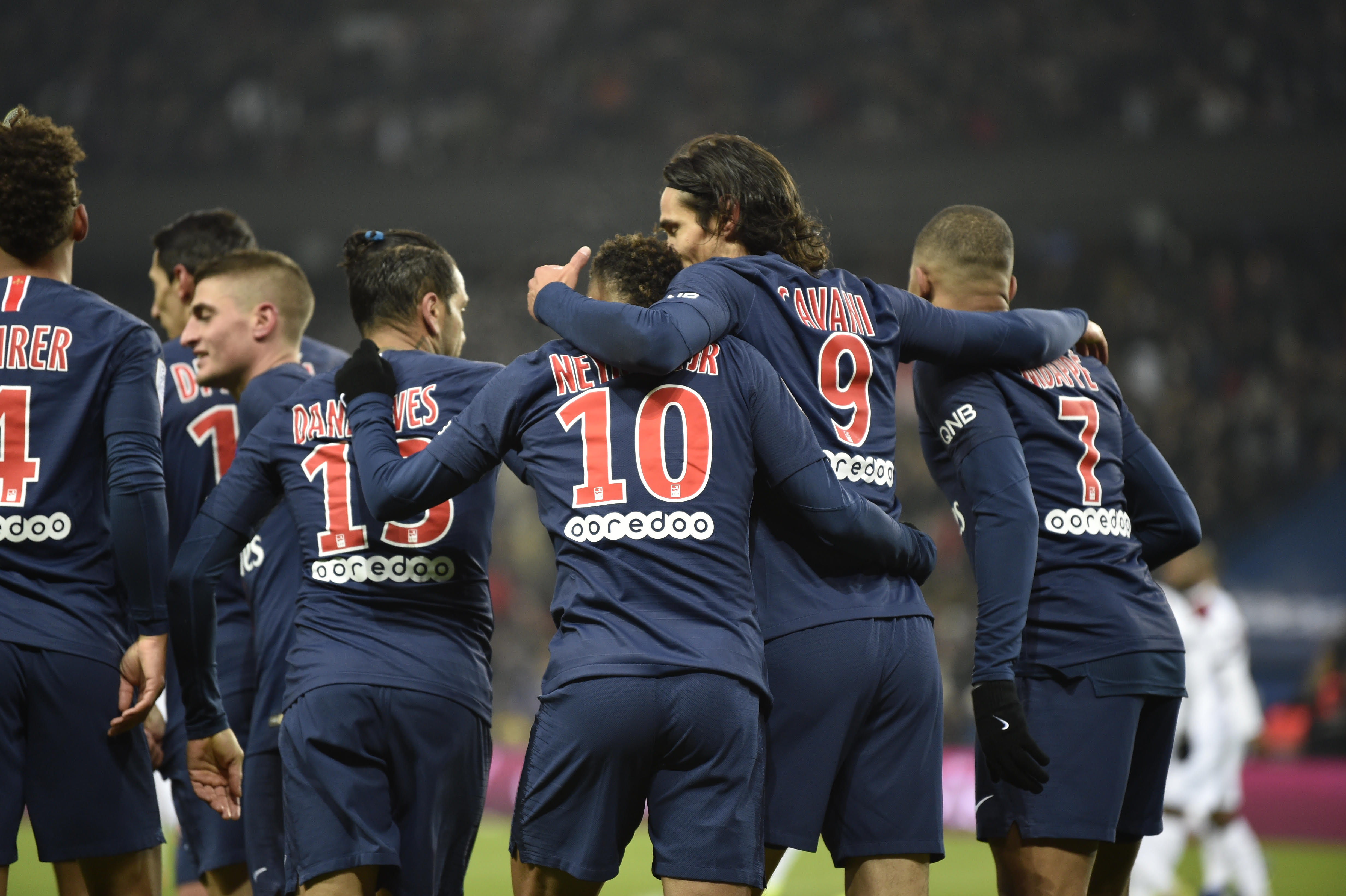 Con dos goles de Neymar Jr db19f9ff5439c