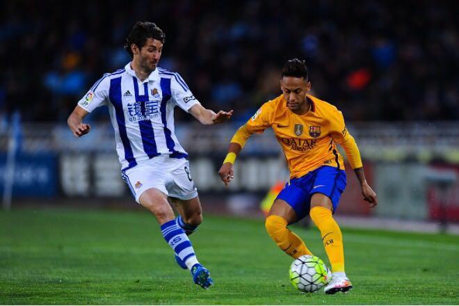 Real Sociedad knocks Barcelona down by 1-0 18ac63651188b
