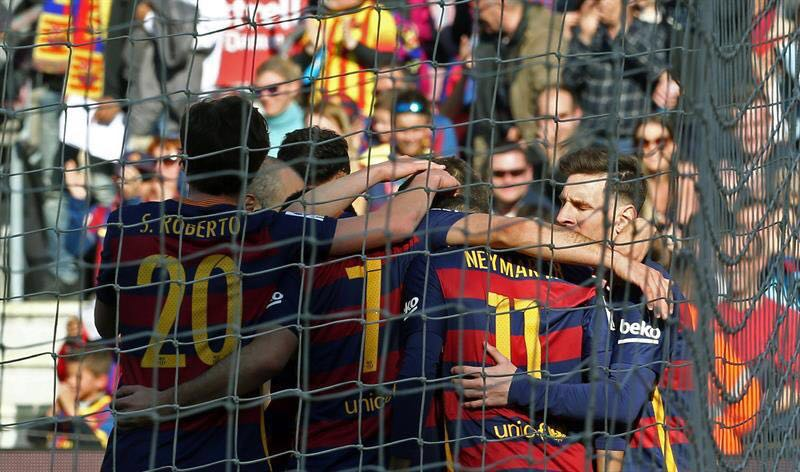 7df56df009 Galeria de Fotos - FC Barcelona 6x0 Getafe - 12 03 2016