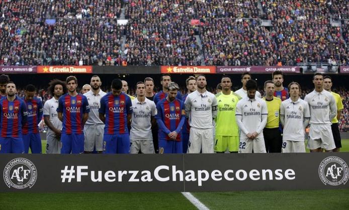 El Barcelona y el Real Madrid empatan el clásico en el Camp Nou 78be63c776816