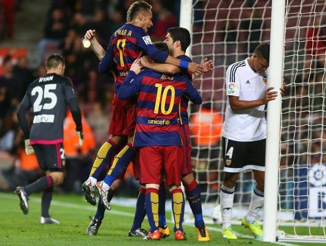 2c72e4379 Galería de fotos - FC Barcelona 7x0 Valência - 03/02/2016