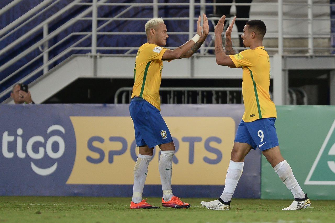 Neymar Jr. llega a los 300 goles la goleada de Brasil contra Bolivia c5a7af023217c