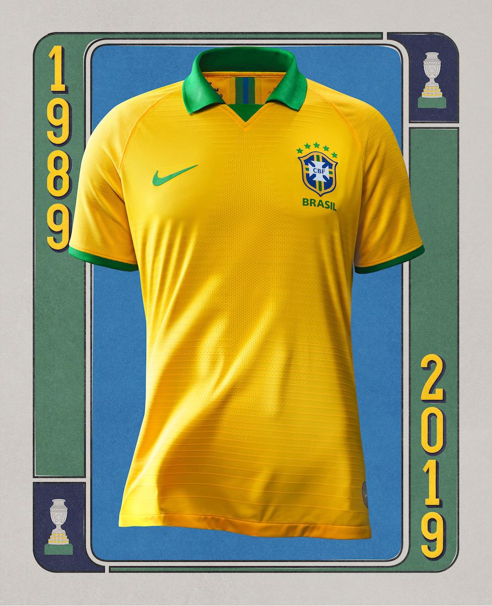 5e9c7b544 Já a nova Amarelinha faz referência a Seleção de 89
