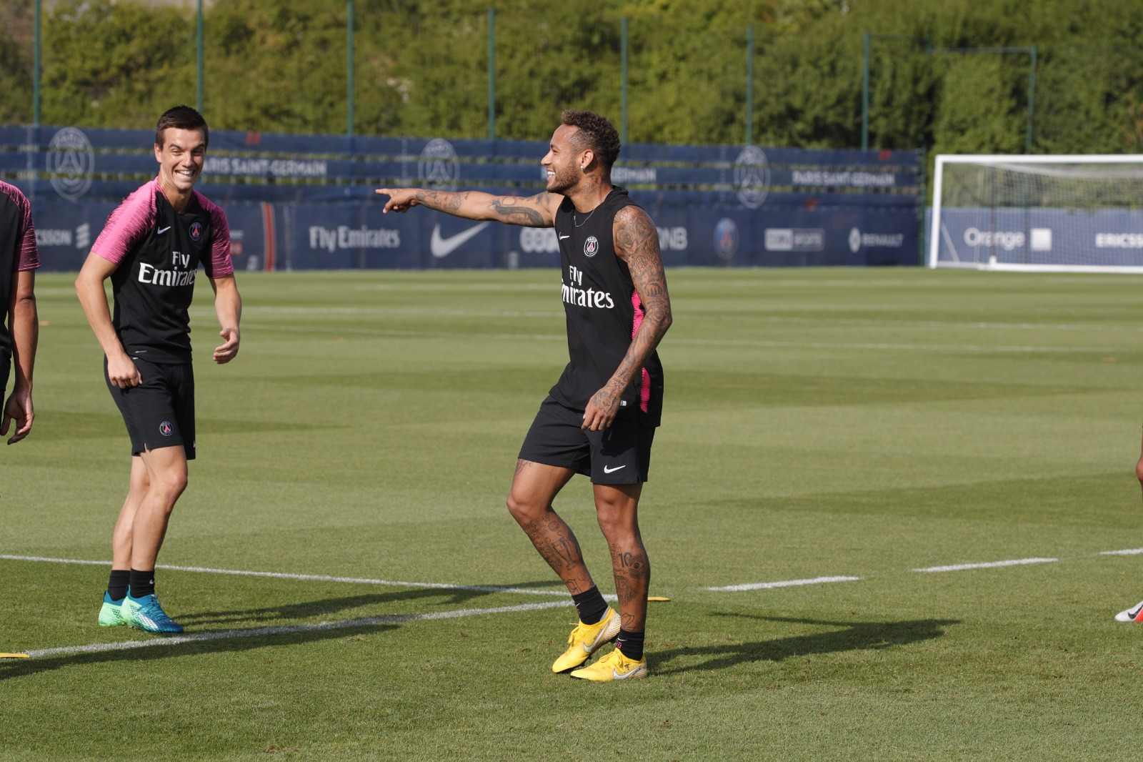 PSG faces Guingamp for second round of Ligue 1 df3ccf5d31256