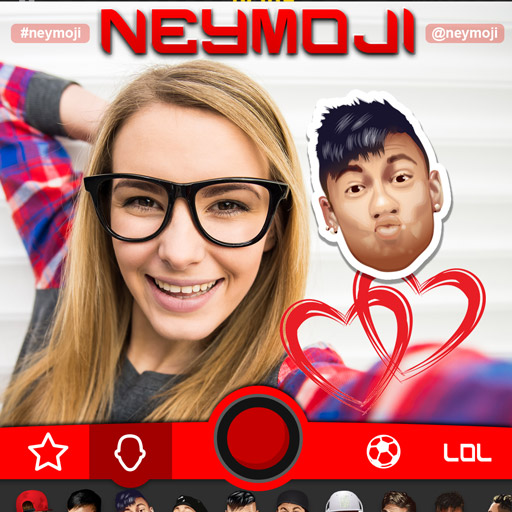 StarMojis e Neymar Jr. lançam o aplicativo Neymoji 1dbee0e226336