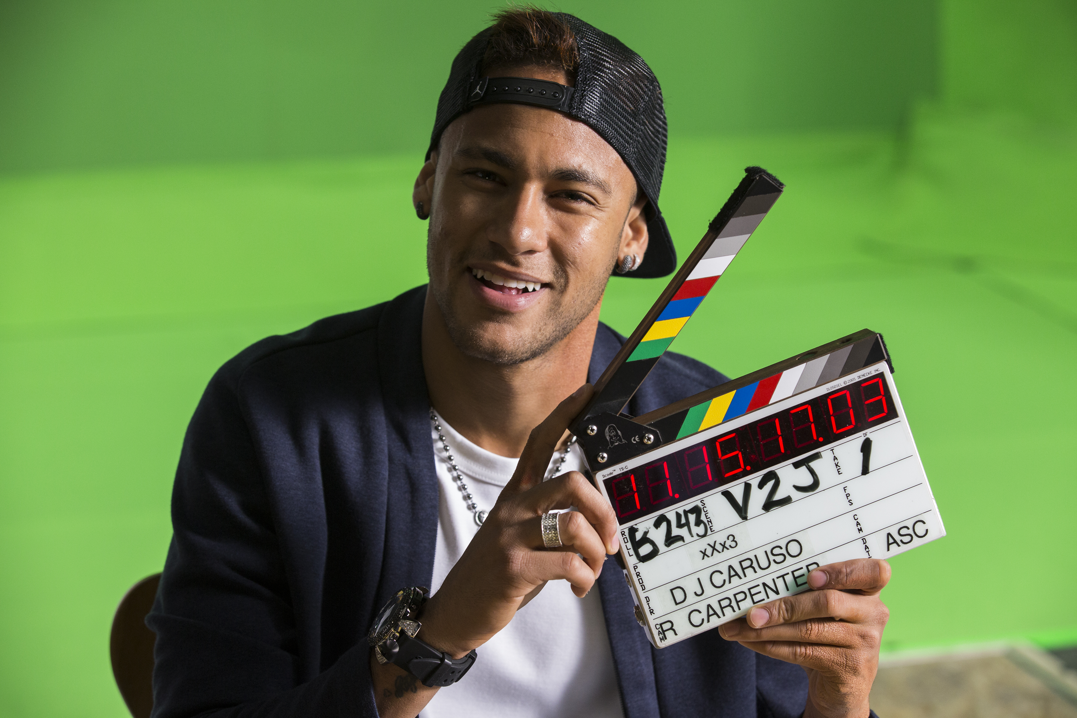 Neymar Jr. participará do filme Triple X 340fc818d58ed