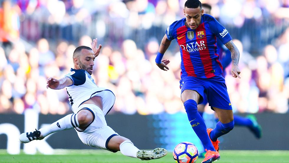 El Barça marca cuatro goles y vence al Deportivo de la Coruña en el Camp Nou 354471961e084