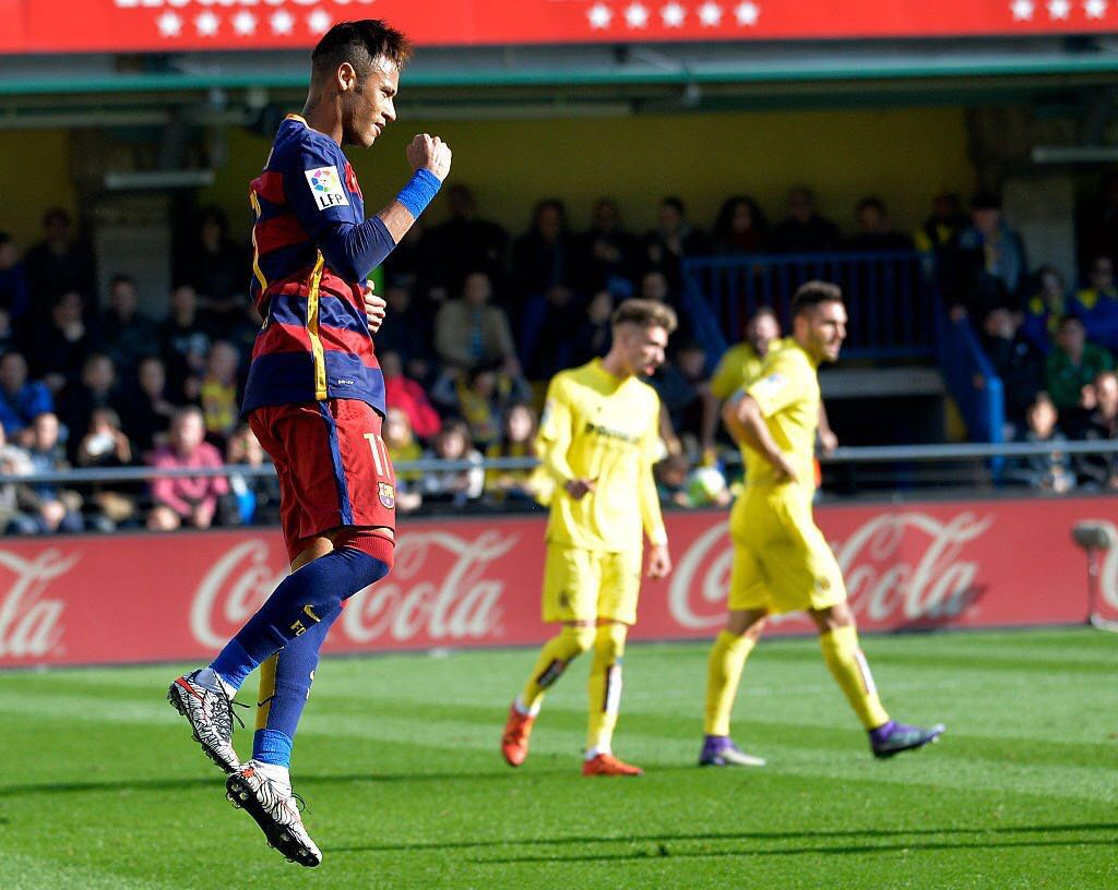 Barcelona and Villarreal end up in a draw in La Liga 1ade1b7712d41