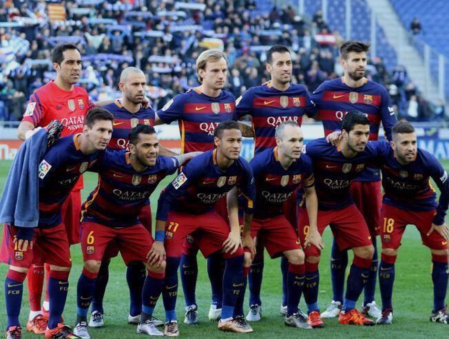 Barcelona empata em seu primeiro jogo de 2016 5466663d50dca