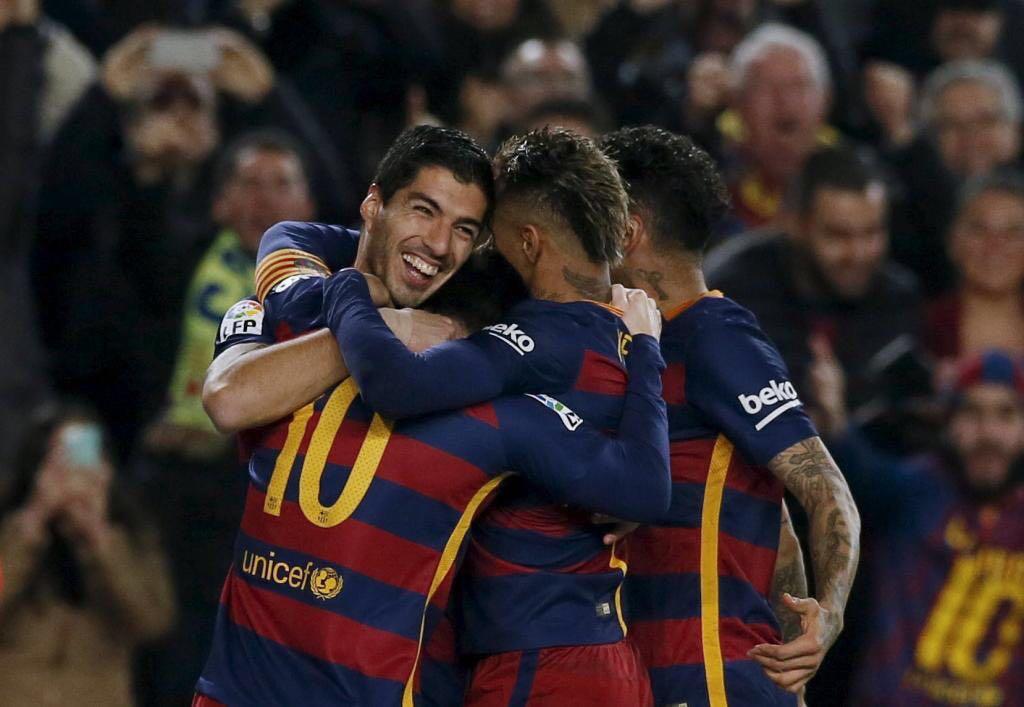 Galeria de Fotos - FC Barcelona 3x1 Atlético de Bilbao - 27 01 2016 8f46da6f9caac
