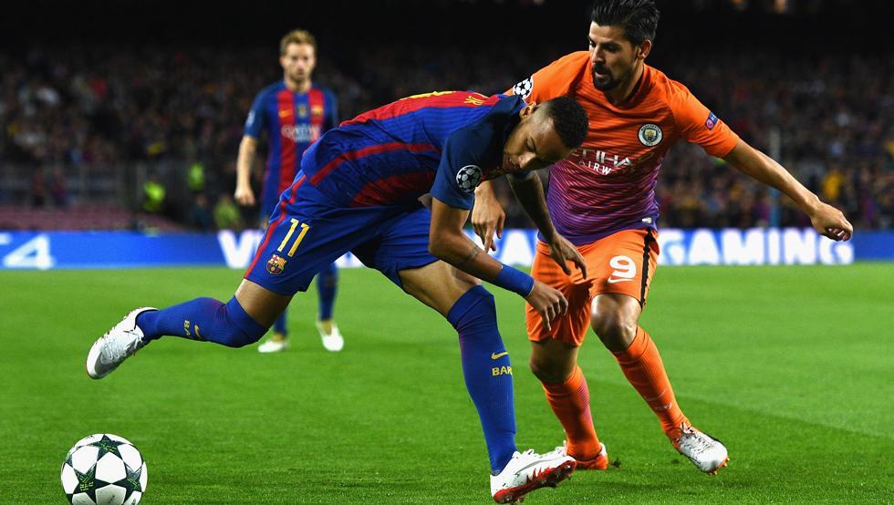 Barcelona shines again and defeats Manchester City at the Camp Nou 5cca3e335e888