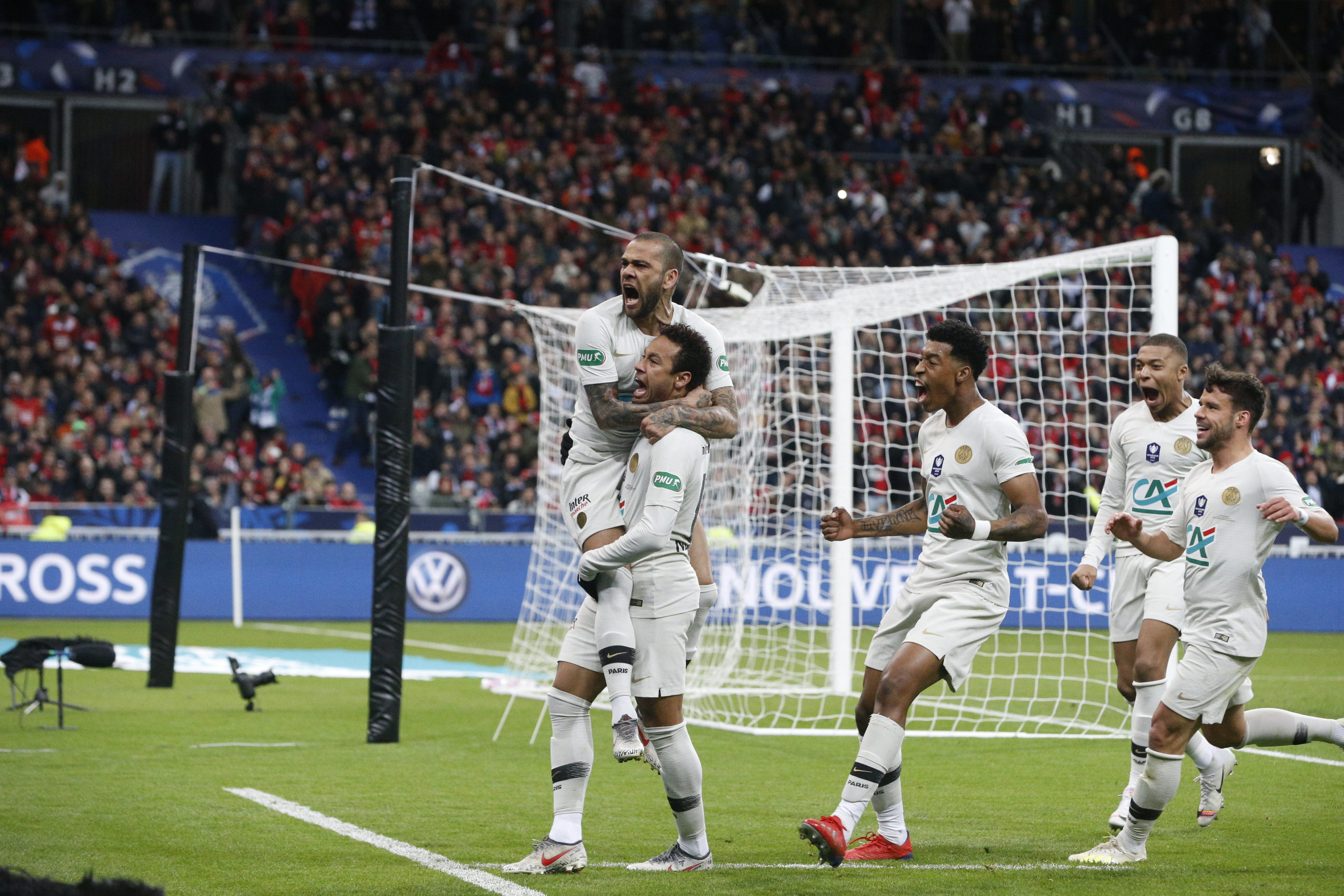 3a3bb150127 Neymar Jr está a um gol de marcar 50 gols pelo PSG