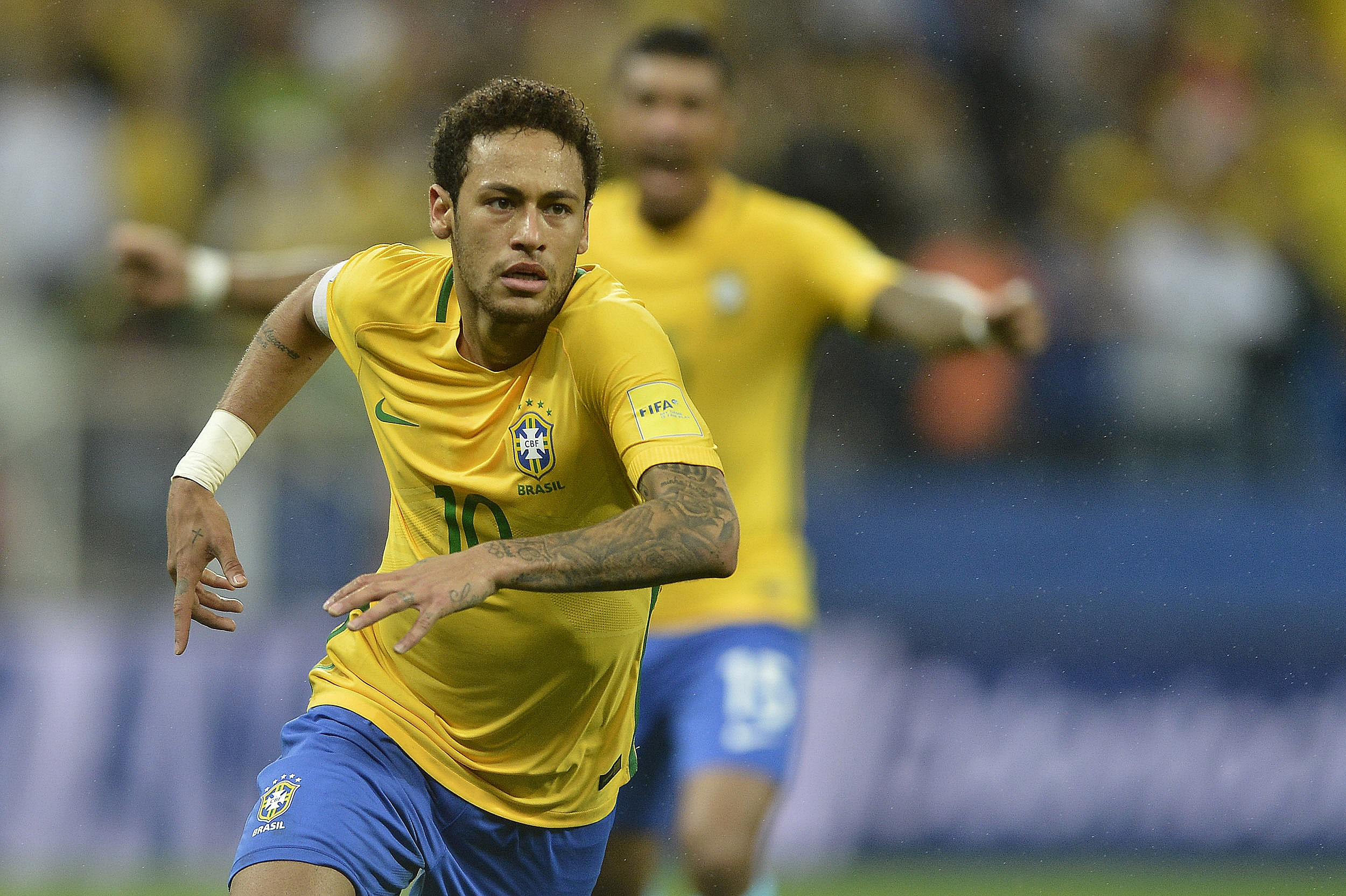 Brasil mantém invencibilidade e vence o Paraguai na Arena Corinthians bfa499a975c7e