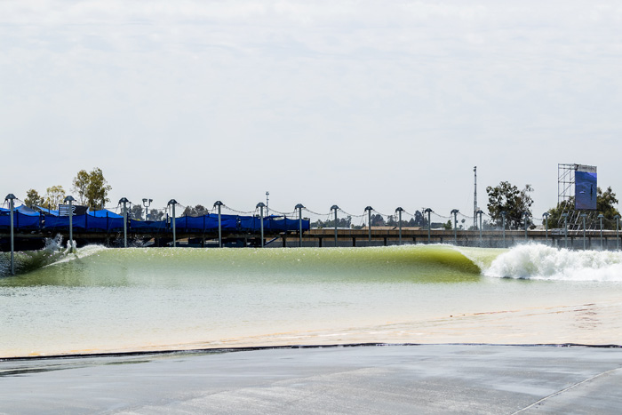 Surf Ranch. Foto: WSL / Kelly Cestari.