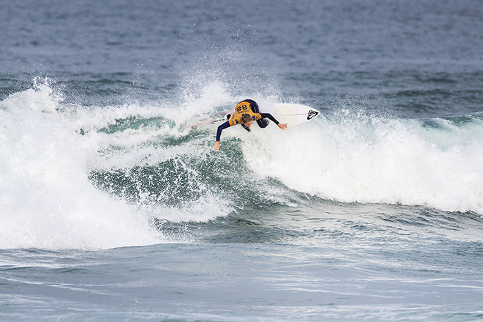 Stephanie Gilmore. Foto: WSL / Poullenot.