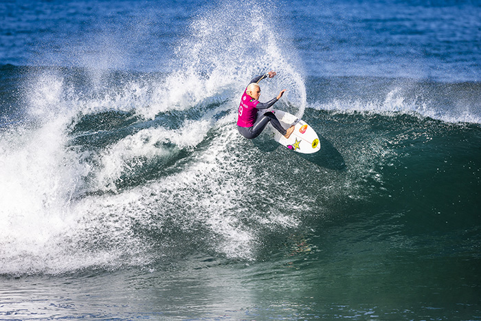 Tatiana Weston-Webb. Foto: WSL / Masurel.