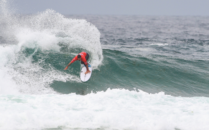 Willian Cardoso. Foto: WSL / Masurel.