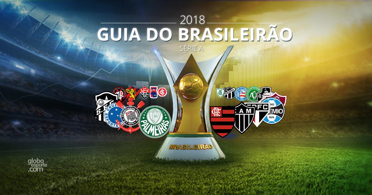 Guia Do Brasileirão Globoesportecom