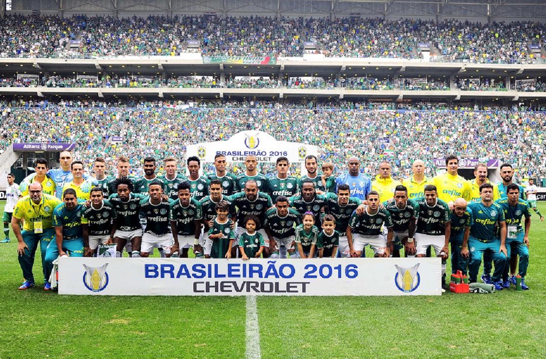 Palmeiras - Globoesporte.com / Marcos Ribolli