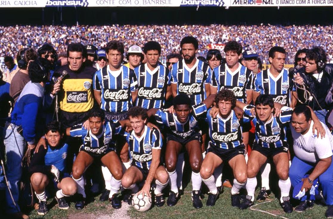 Grêmio-RS - Divulgação Grêmio-RS