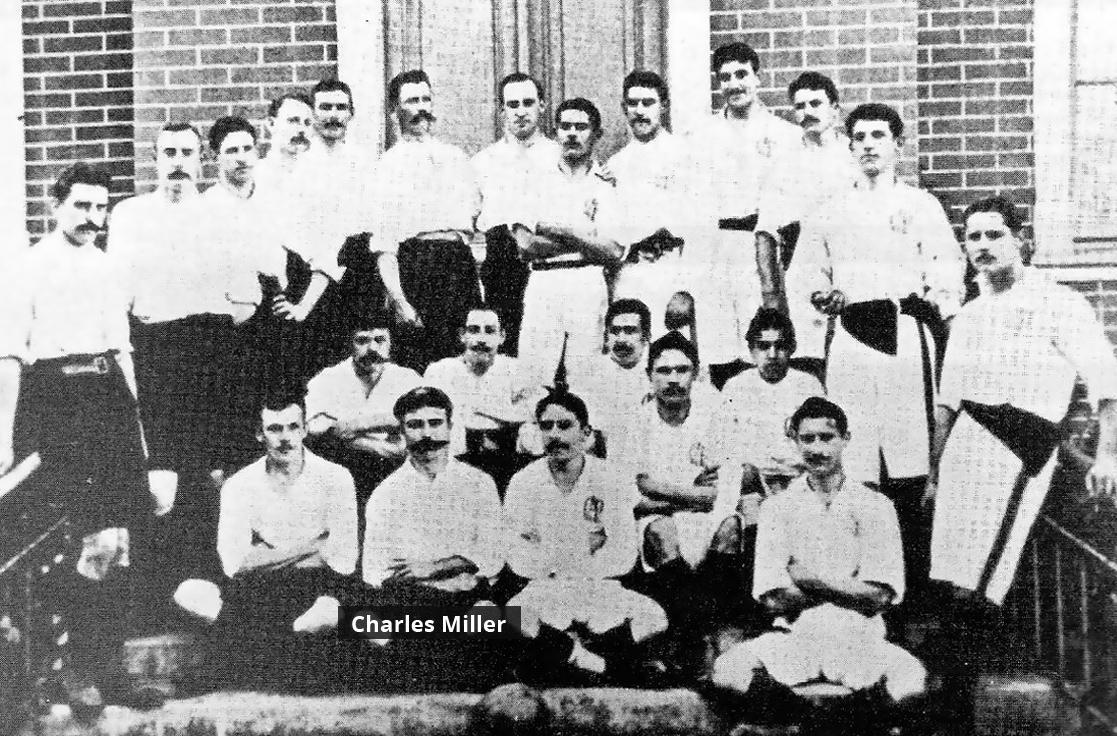 S.P. Athletic-SP x Paulistano-SP - Acervo do São Paulo Athletic Club