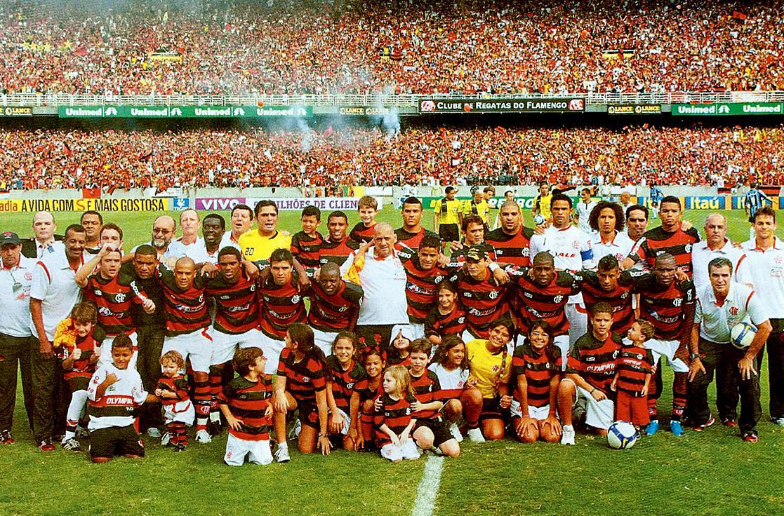 Flamengo-RJ - Divulgação Flamengo-RJ