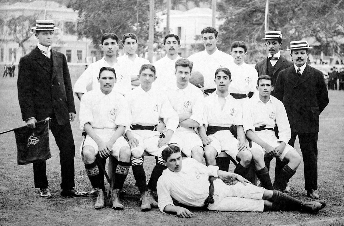 Paulistano-SP - Acervo do Centro Pró-Memória do Club Athletico Paulistano