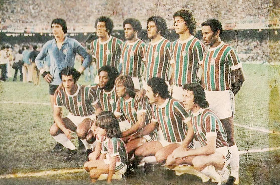 Fluminense-RJ - Acervo imortaisdofutebol.com