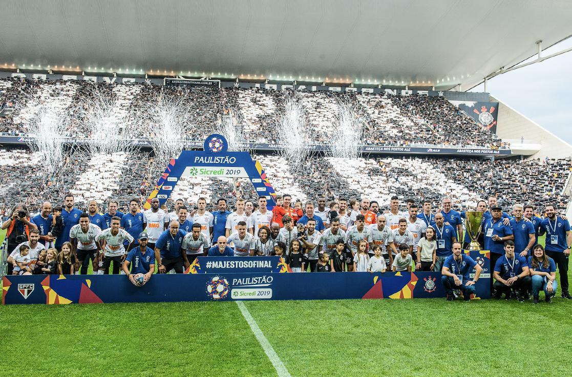 Corinthians-SP - BP Filmes 2018