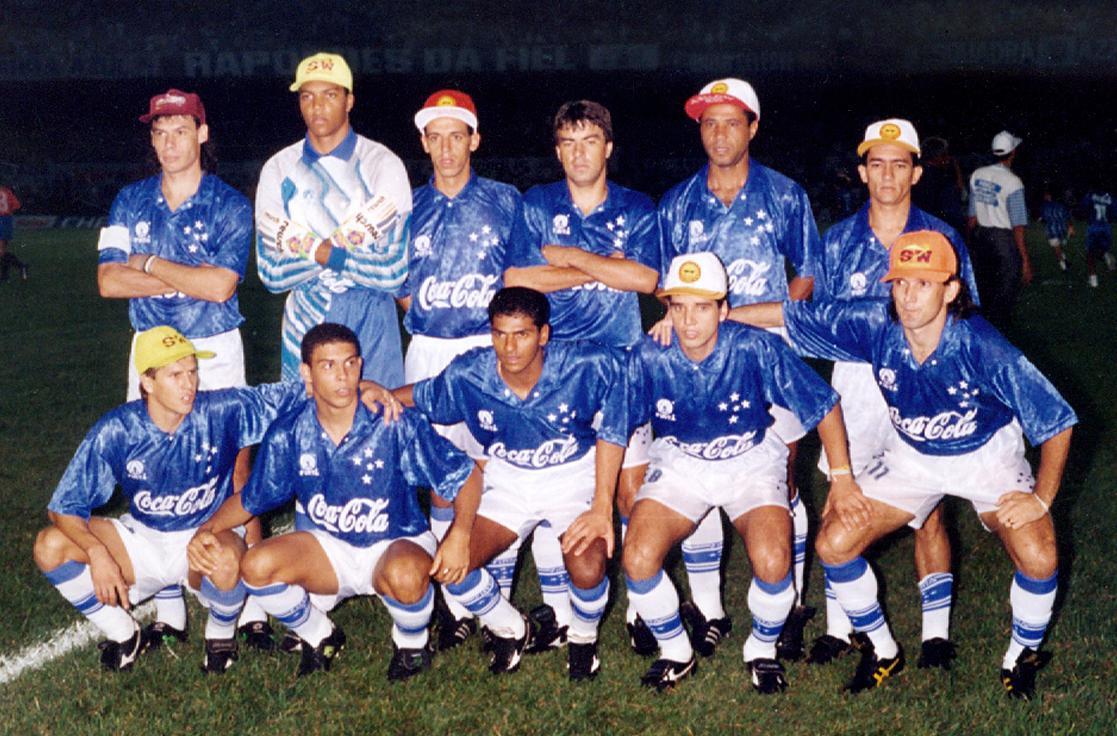 Cruzeiro-MG - Divulgação Cruzeiro / Jaci da Silveira