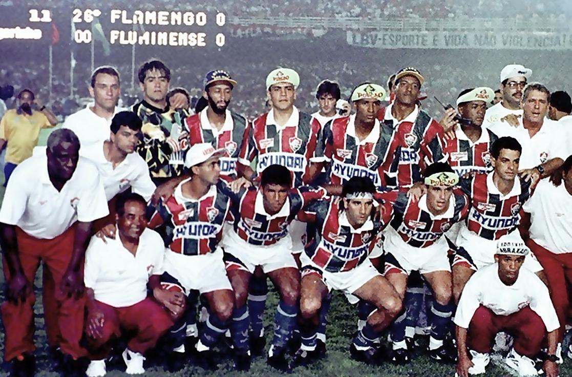 Fluminense-RJ - Divulgação Fluminense-RJ