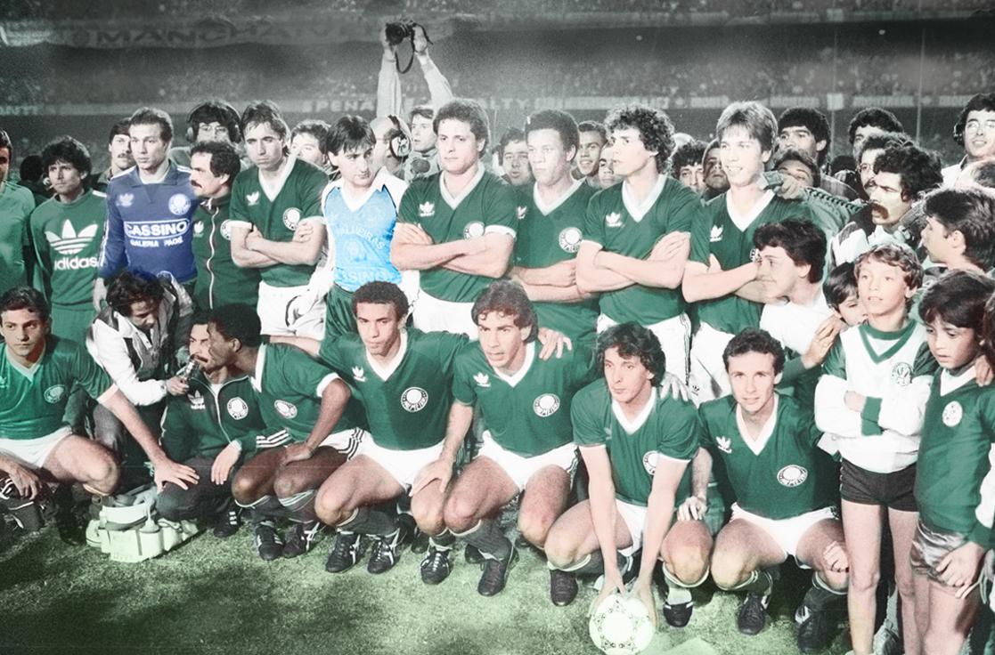 Palmeiras-SP - Agência Estado / Sidney Corrallo