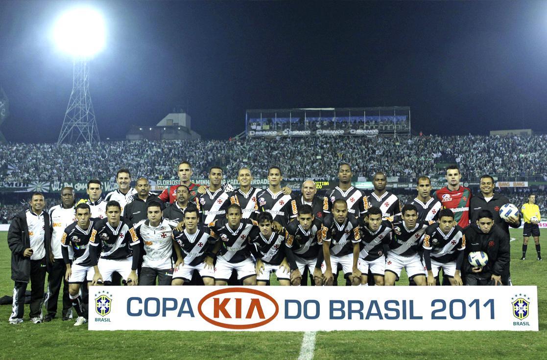 VASCO-RJ - Globoesporte.com