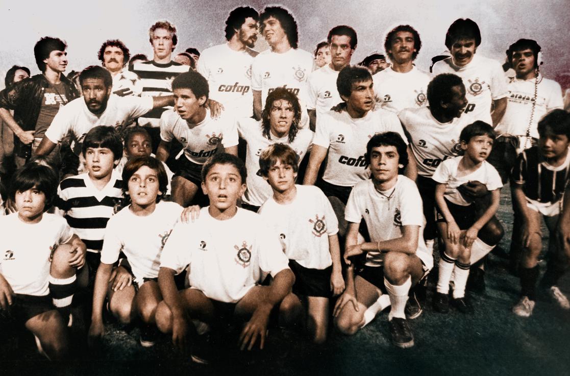 Corinthians-SP - Agência O Globo / Sebastião Marinho