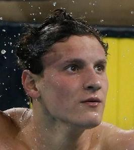 Caio Pumputis - 200m medley