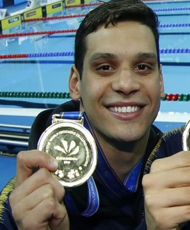 Leonardo Santos - 200m medley
