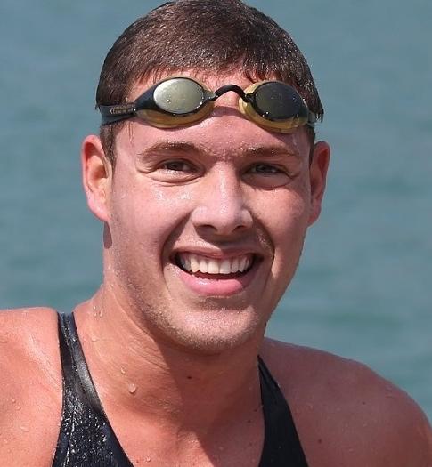 Diogo Villarinho- 1500m livre