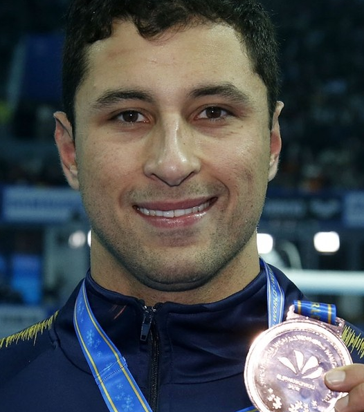 Felipe Lima - 50m peito