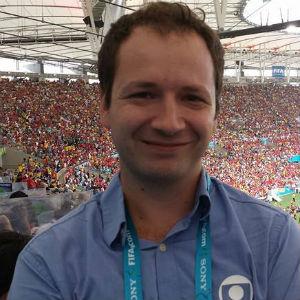 foto do rosto do analista Alexandre Alliatti