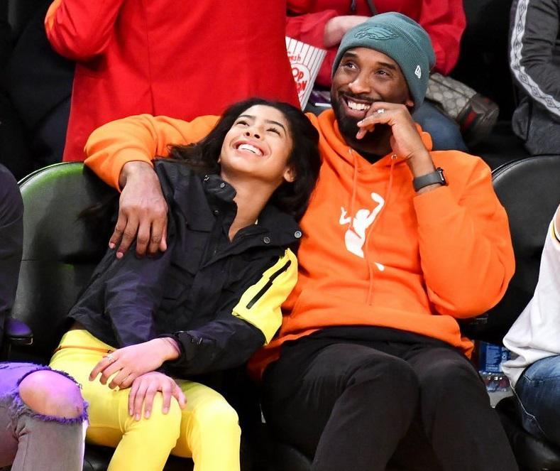 Kobe Bryant Gianna Bryant - Getty Images