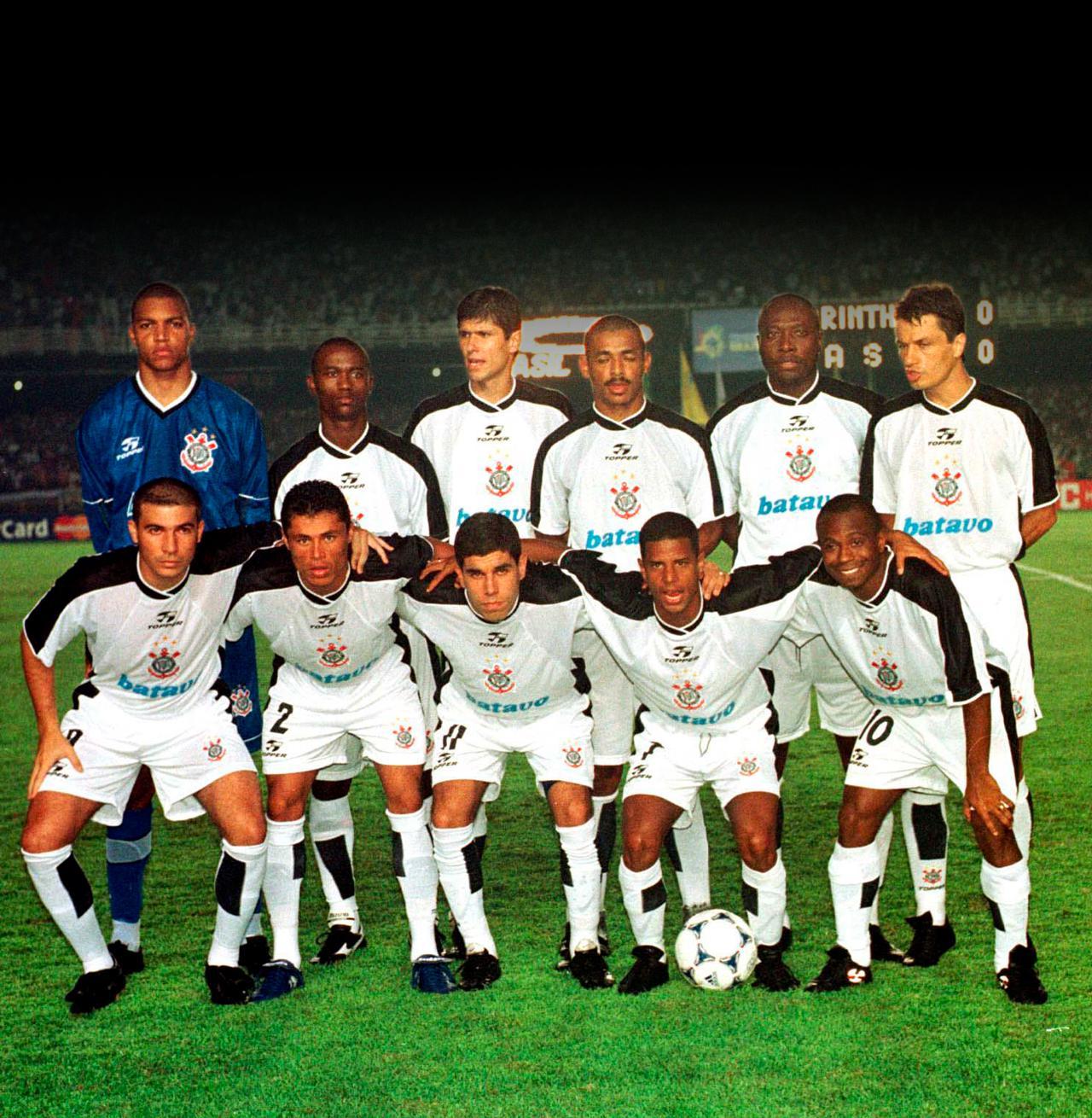O Corinthians campeão do mundo em 2000 - Otávio Magalhães/Estadão Conteúdo