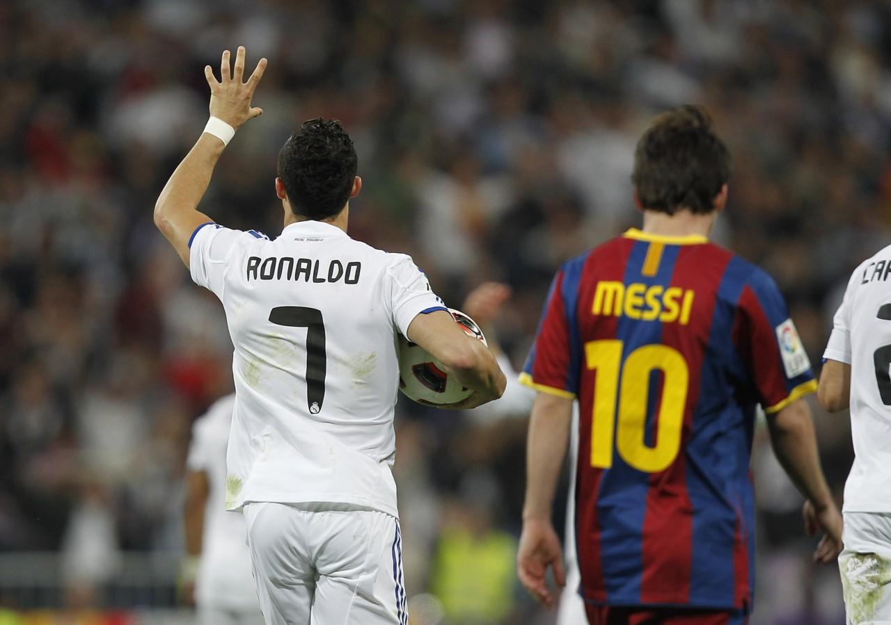Real Madrid 1 x 1 Barcelona - Angel Martinez/Real Madrid via Getty Images