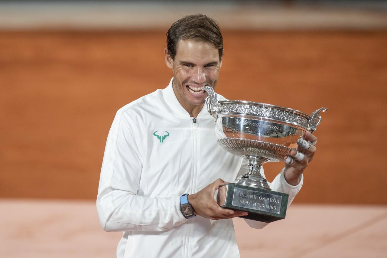Rafael Nadal 2020 - Getty Images