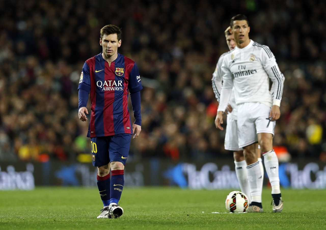 Barcelona 2 x 1 Real Madrid - Angel Martinez/Real Madrid via Getty Images