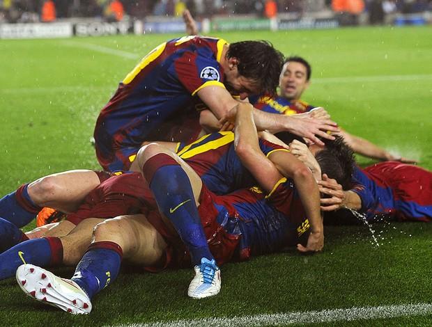 Barcelona 1 x 1 Real Madrid - AFP