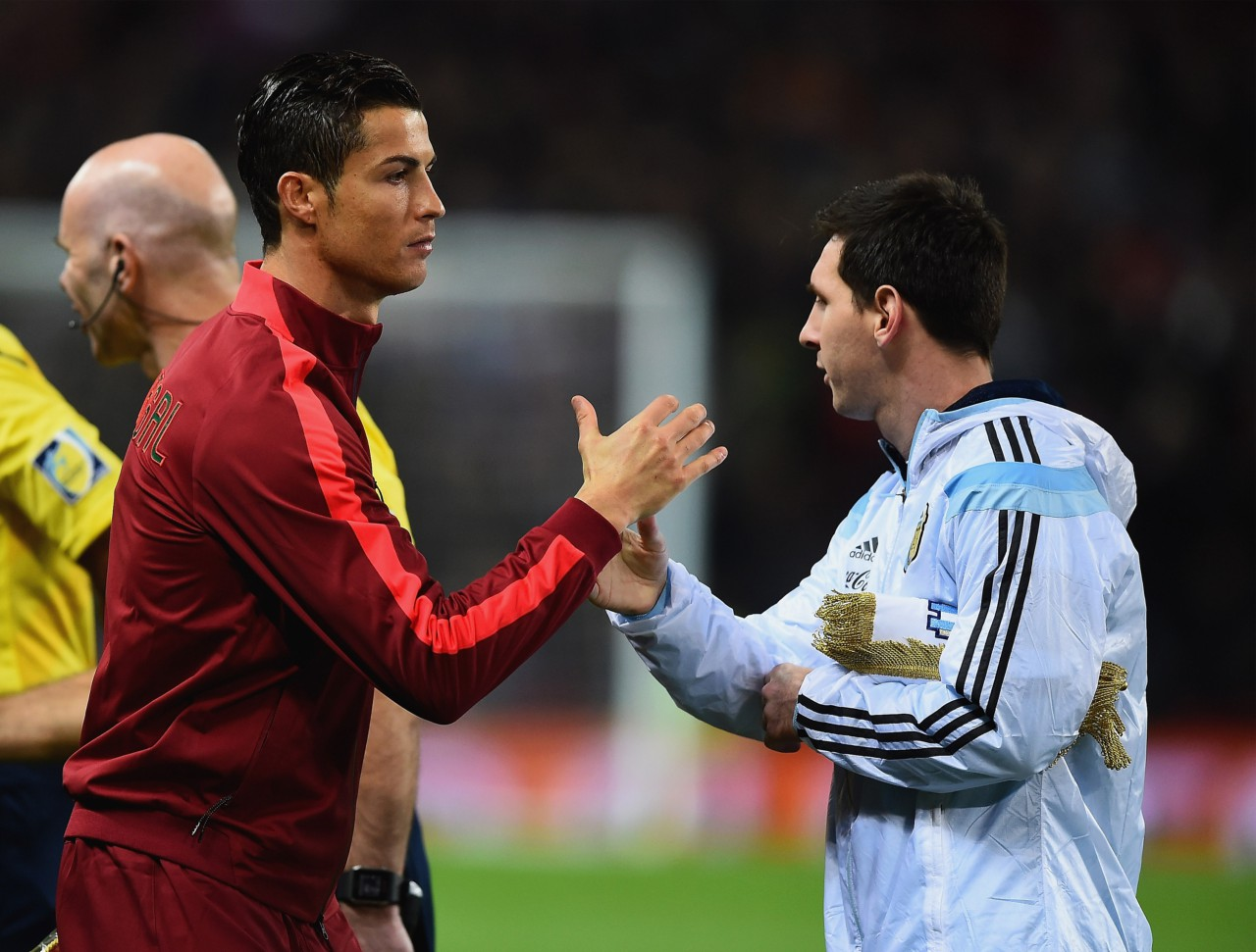 Portugal 1 x 0 Argentina - Laurence Griffiths/Getty Images