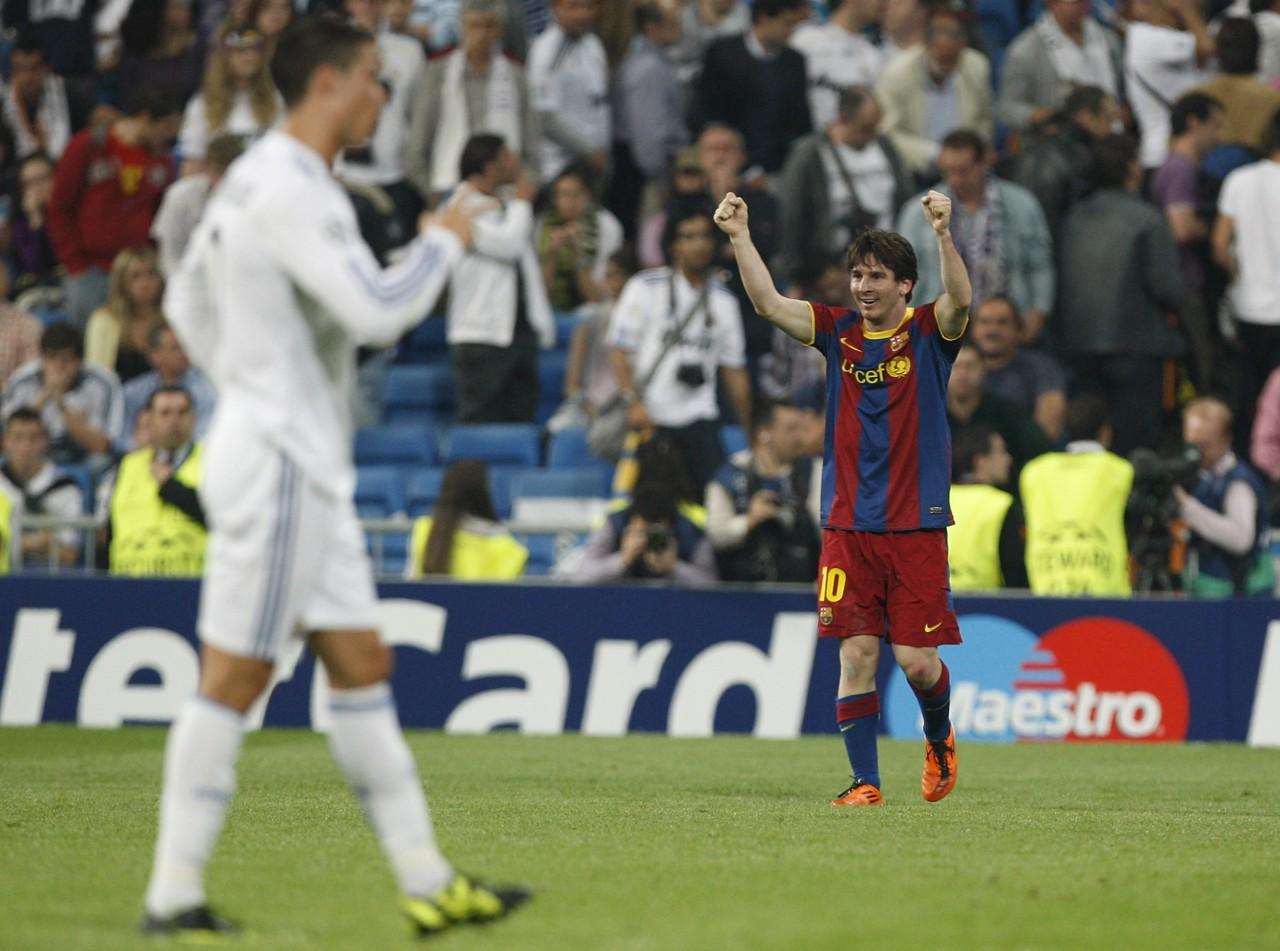 Real Madrid 0 x 2 Barcelona - Helios de la Rubia/Real Madrid via Getty Images