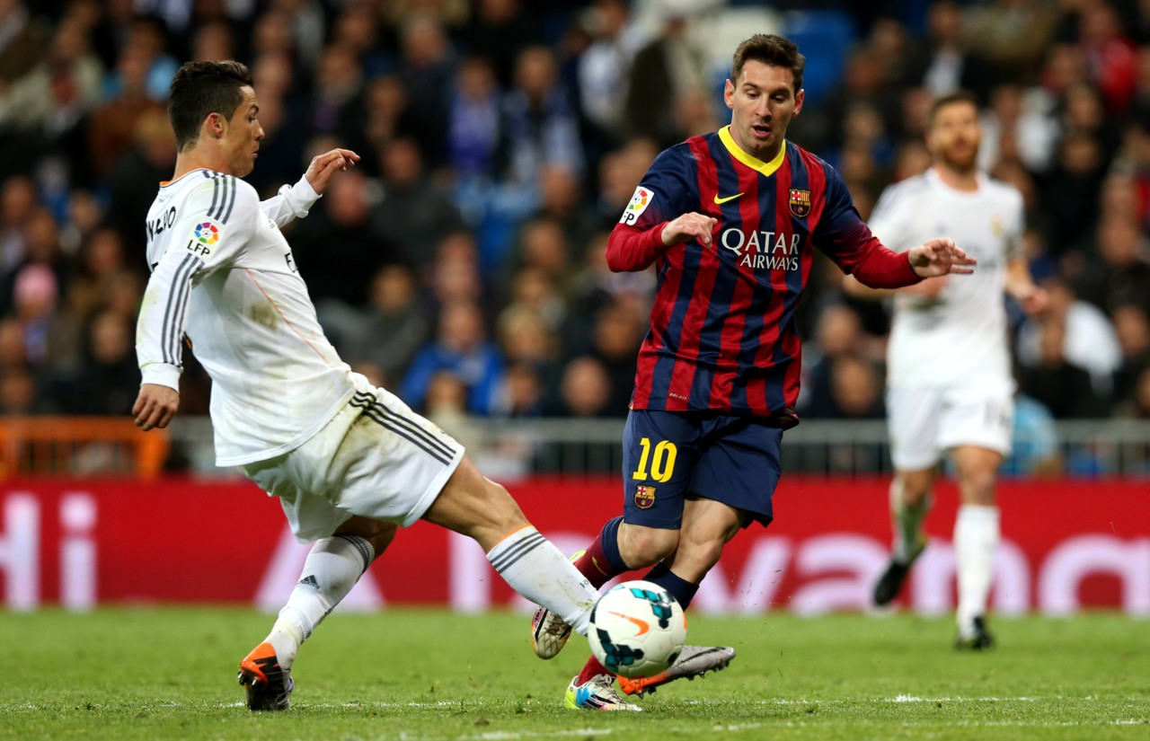 Real Madrid 3 x 4 Barcelona - Miguel Ruiz/FC Barcelona via Getty Images