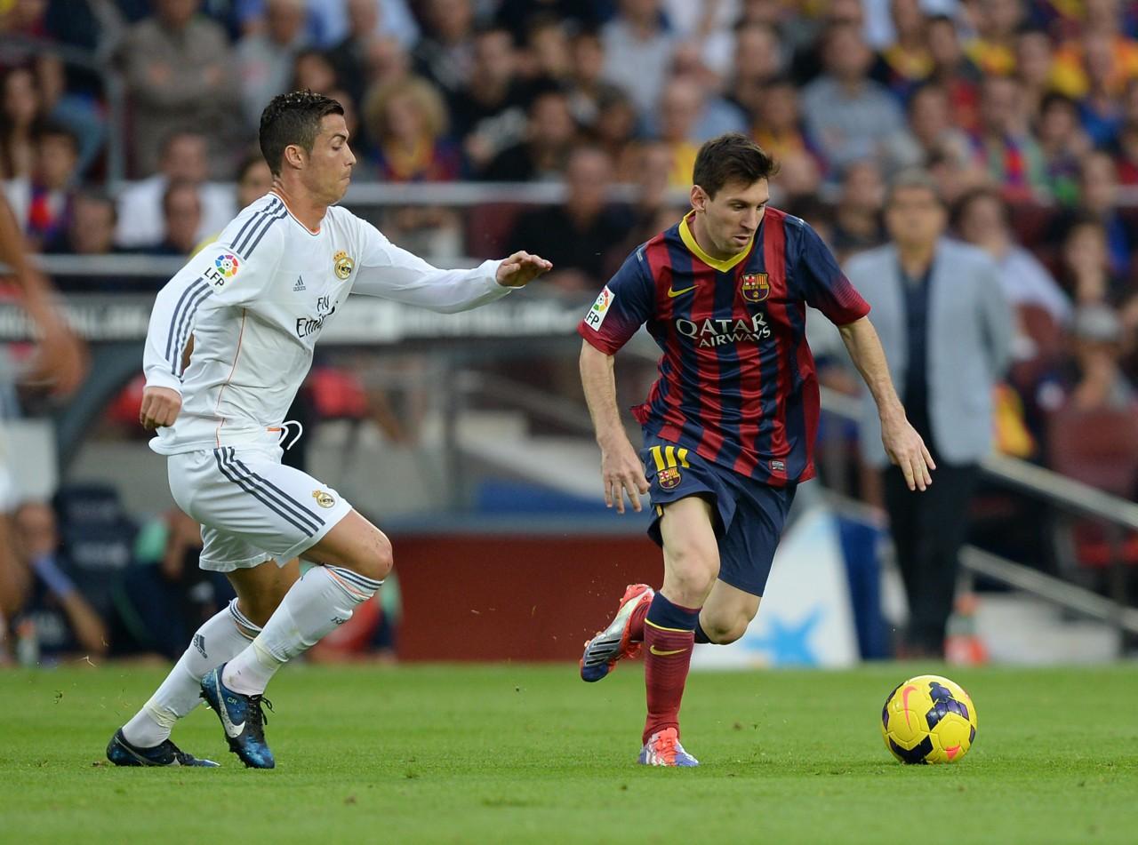 Barcelona 2 x 1 Real Madrid - Pressefoto Ulmer\ullstein bild via Getty Images