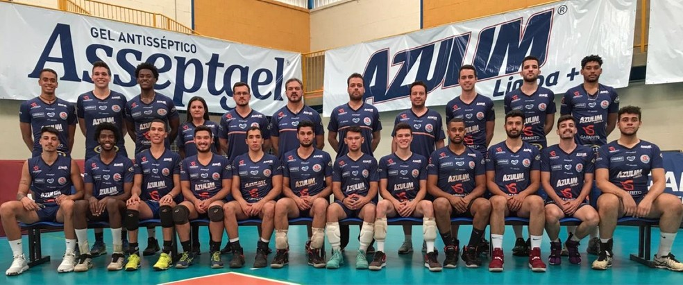 Equipe de Uberlândia tem jovens atletas, mas todos com experiência - Uberlândia